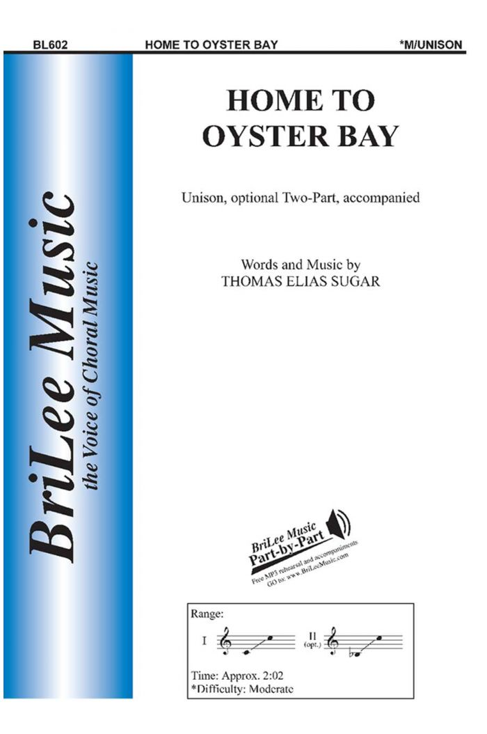 Home To Oyster Bay